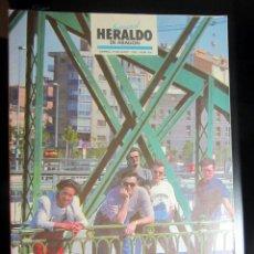 Coleccionismo de Revistas y Periódicos: SEMANAL HERALDO ARAGON 456 1991 ARTICULO MATIAS URIBE EL FRENTE GABRIEL SOPEÑA ANTERIOR FERROBOS. Lote 187224576
