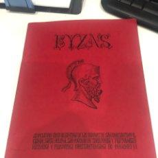 Coleccionismo de Revistas y Periódicos: BYZAS. Lote 187452456