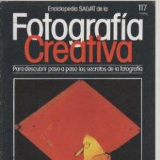Coleccionismo de Revistas y Periódicos: 21 FASCÍCULOS DE LA ENCICLOPEDIA SALVAT DE LA FOTOGRAFÍA CREATIVA . Lote 187518972