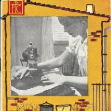 Coleccionismo de Revistas y Periódicos: == PA388 - FOLLETO PPC - PROFESION SU LABORES. Lote 188580758