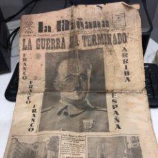 Coleccionismo de Revistas y Periódicos: LA MAÑANA. Lote 188584593