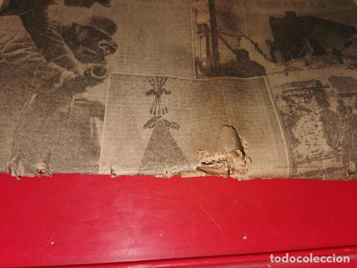 Coleccionismo de Revistas y Periódicos: Periodico Arriba numero 859 Jueves 1 de Enero de 1942 - Foto 2 - 188819920