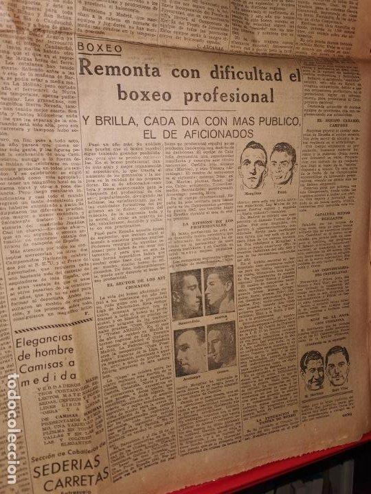 Coleccionismo de Revistas y Periódicos: Periodico Arriba numero 859 Jueves 1 de Enero de 1942 - Foto 10 - 188819920