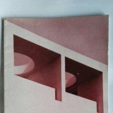 Coleccionismo de Revistas y Periódicos: REVISTA ARQUITECTOS 120 N° 91. Lote 188842715