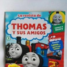 Coleccionismo de Revistas y Periódicos: LA REVISTA DE THOMAS Y SUS AMIGOS. Lote 189085751