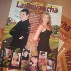 La Revancha Coleccionable Completo Revista Telenovela