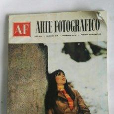 Coleccionismo de Revistas y Periódicos: REVISTA AF ARTE FOTOGRÁFICO FEBRERO 1970. Lote 189383422