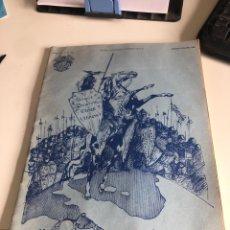 Coleccionismo de Revistas y Periódicos: ADUNATA. Lote 189557447
