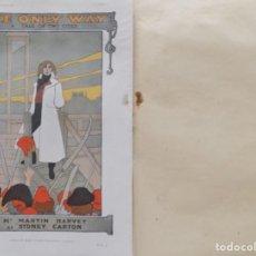 Coleccionismo de Revistas y Periódicos: LIBRERIA GHOTICA. BELLA REVISTA MODERNISTA PLUMA Y LAPIZ. NÚM. 4.ENERO 1901.CON CARTEL LITOGRÁFICO. Lote 189591375