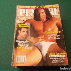 Colecionismo de Revistas e Jornais: PLAYGIRL MARCH-1996, REVISTA EROTICA DE HOMBRES ,SOLO PARA ADULTOS,U.S.A.. Lote 189726595