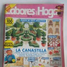 Coleccionismo de Revistas y Periódicos: LABORES DEL HOGAR 1997 ESPECIAL BEBÉ. Lote 189792171