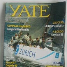 Coleccionismo de Revistas y Periódicos: REVISTA YATE N° 454. Lote 189898858