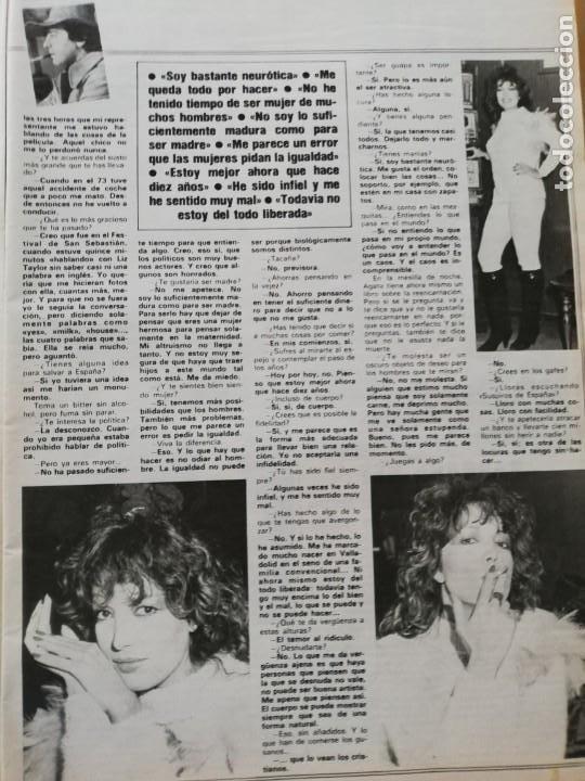 Coleccionismo de Revistas y Periódicos: AGATA LYS. RECORTE REVISTA - Foto 2 - 189927800