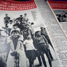 Coleccionismo de Revistas y Periódicos: PALOMO LINARES. REVISTA EL RUEDO. Lote 189962535