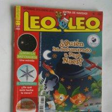 Coleccionismo de Revistas y Periódicos: REVISTA LEO LEO 323 EXTRA NAVIDAD MAGIA. Lote 190303487