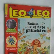 Coleccionismo de Revistas y Periódicos: REVISTA LEO LEO 327 MAGIA 7-10 AÑOS. Lote 190303607