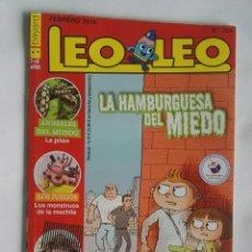 Coleccionismo de Revistas y Periódicos: REVISTA LEO LEO 324 MAGIA 7-10 AÑOS. Lote 190303712