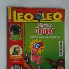 Coleccionismo de Revistas y Periódicos: REVISTA LEO LEO 321 MAGIA 7-10 AÑOS. Lote 190303797