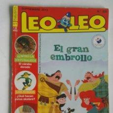 Coleccionismo de Revistas y Periódicos: REVISTA LEO LEO 320 MAGIA 7-10 AÑOS. Lote 190303845