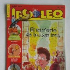 Coleccionismo de Revistas y Periódicos: REVISTA LEO LEO 328 MAGIA 7-10 AÑOS. Lote 190303920