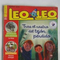Coleccionismo de Revistas y Periódicos: REVISTA LEO LEO 325 MAGIA 7-10 AÑOS. Lote 190304023