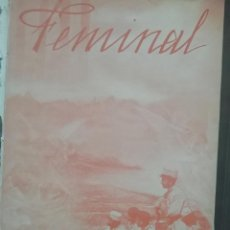 Coleccionismo de Revistas y Periódicos: REVISTA FEMINAL Nº33 1909. Lote 190356367