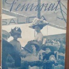 Coleccionismo de Revistas y Periódicos: REVISTA FEMINAL Nº26 1909. Lote 190356666