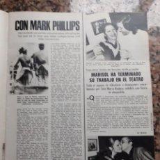 Coleccionismo de Revistas y Periódicos: PEPA FLORES MARISOL. Lote 190533155