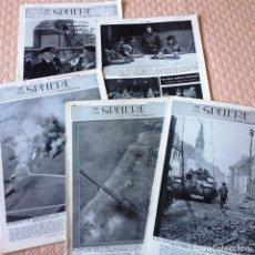 Coleccionismo de Revistas y Periódicos: HE SPHERE- 5 REVISTAS DE 1945- GUERRA MUNDIAL- EN INGLES-. Lote 190564932