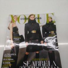 Coleccionismo de Revistas y Periódicos: REVISTA VOGUE COLECCIONES Nº 29 OTOÑO INVIERNO 2013-14. Lote 190577486