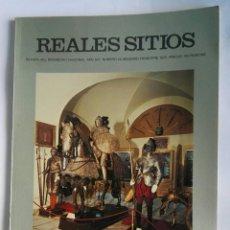 Coleccionismo de Revistas y Periódicos: REVISTA REALES SITIOS N° 48 1976. Lote 190601226