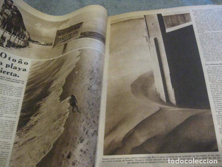 Coleccionismo de Revistas y Periódicos: periodico cronica extra de otoño 1934 desnudos femeninos otoño madrid barcelona - Foto 9 - 190701315