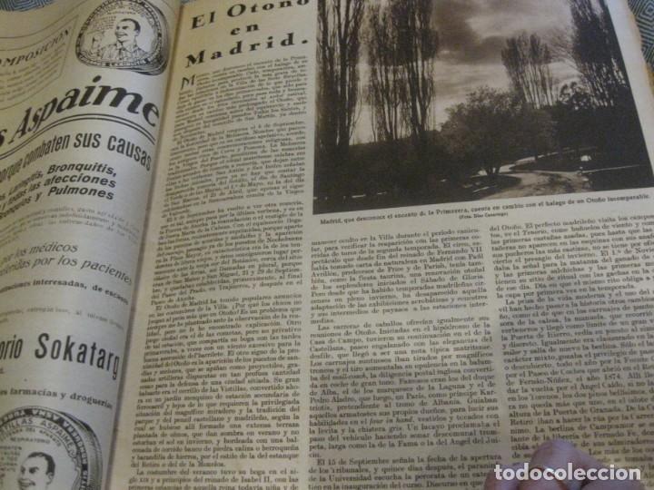 Coleccionismo de Revistas y Periódicos: periodico cronica extra de otoño 1934 desnudos femeninos otoño madrid barcelona - Foto 10 - 190701315