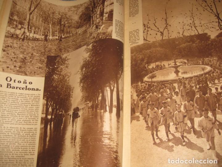 Coleccionismo de Revistas y Periódicos: periodico cronica extra de otoño 1934 desnudos femeninos otoño madrid barcelona - Foto 11 - 190701315