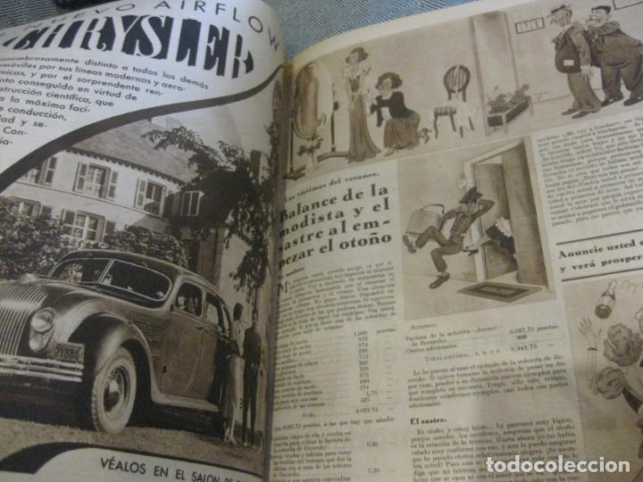 Coleccionismo de Revistas y Periódicos: periodico cronica extra de otoño 1934 desnudos femeninos otoño madrid barcelona - Foto 13 - 190701315