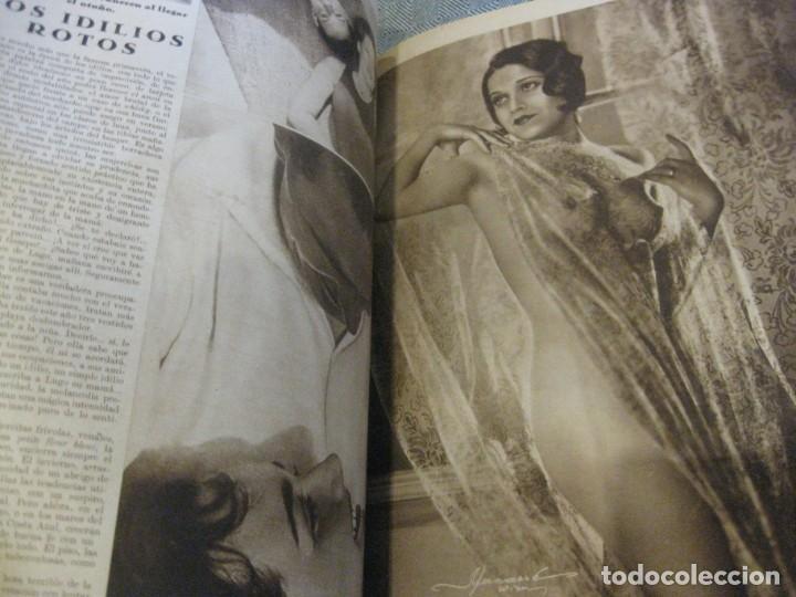 Coleccionismo de Revistas y Periódicos: periodico cronica extra de otoño 1934 desnudos femeninos otoño madrid barcelona - Foto 14 - 190701315
