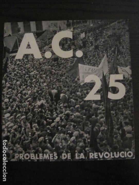 Coleccionismo de Revistas y Periódicos: GUERRA CIVIL-A.C. 25-JUNY 1937-SEGELL ANTIFEIXISTA JOAN MIRO-VER FOTOS-(V-18.755) - Foto 2 - 190770922