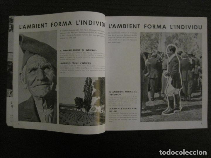 Coleccionismo de Revistas y Periódicos: GUERRA CIVIL-A.C. 25-JUNY 1937-SEGELL ANTIFEIXISTA JOAN MIRO-VER FOTOS-(V-18.755) - Foto 7 - 190770922