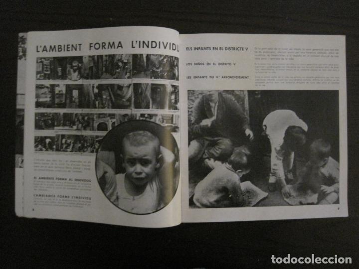 Coleccionismo de Revistas y Periódicos: GUERRA CIVIL-A.C. 25-JUNY 1937-SEGELL ANTIFEIXISTA JOAN MIRO-VER FOTOS-(V-18.755) - Foto 8 - 190770922