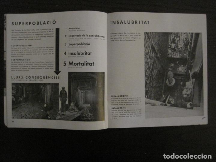 Coleccionismo de Revistas y Periódicos: GUERRA CIVIL-A.C. 25-JUNY 1937-SEGELL ANTIFEIXISTA JOAN MIRO-VER FOTOS-(V-18.755) - Foto 14 - 190770922