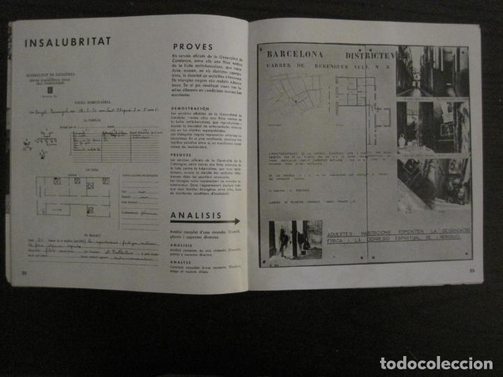 Coleccionismo de Revistas y Periódicos: GUERRA CIVIL-A.C. 25-JUNY 1937-SEGELL ANTIFEIXISTA JOAN MIRO-VER FOTOS-(V-18.755) - Foto 15 - 190770922