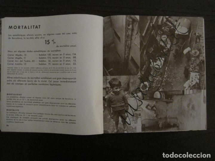Coleccionismo de Revistas y Periódicos: GUERRA CIVIL-A.C. 25-JUNY 1937-SEGELL ANTIFEIXISTA JOAN MIRO-VER FOTOS-(V-18.755) - Foto 16 - 190770922