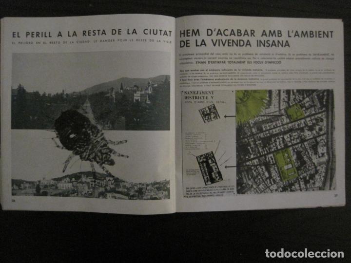 Coleccionismo de Revistas y Periódicos: GUERRA CIVIL-A.C. 25-JUNY 1937-SEGELL ANTIFEIXISTA JOAN MIRO-VER FOTOS-(V-18.755) - Foto 18 - 190770922