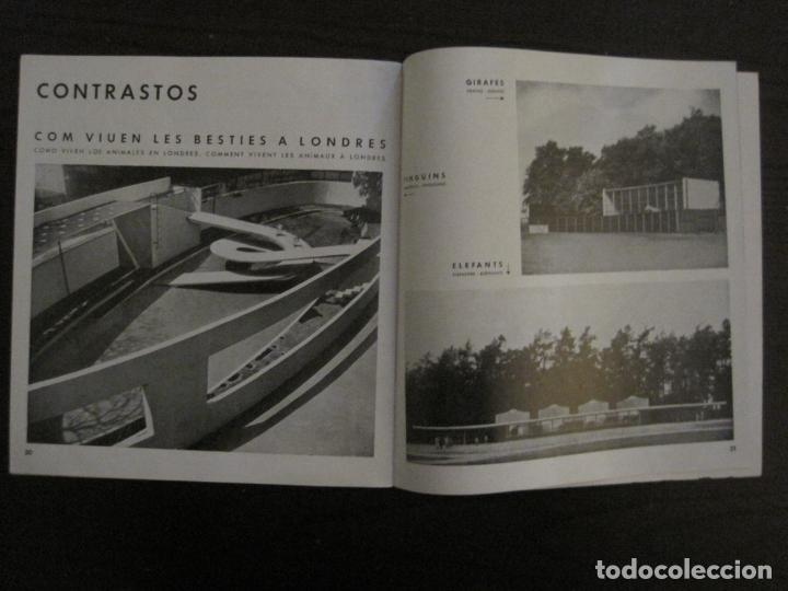 Coleccionismo de Revistas y Periódicos: GUERRA CIVIL-A.C. 25-JUNY 1937-SEGELL ANTIFEIXISTA JOAN MIRO-VER FOTOS-(V-18.755) - Foto 20 - 190770922
