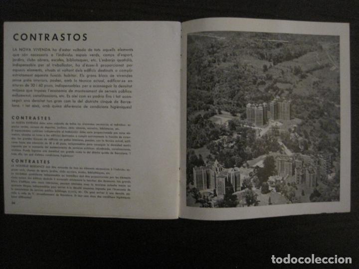 Coleccionismo de Revistas y Periódicos: GUERRA CIVIL-A.C. 25-JUNY 1937-SEGELL ANTIFEIXISTA JOAN MIRO-VER FOTOS-(V-18.755) - Foto 22 - 190770922