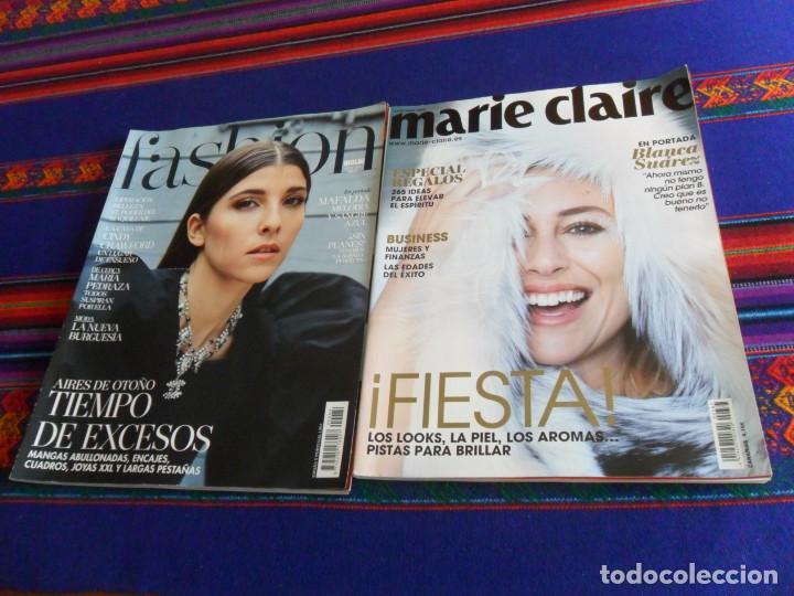 Coleccionismo de Revistas y Periódicos: 145 REVISTA FEMENINA COSMOPOLITAN MARIE CLAIRE VOGUE GLAMOUR VANITY FAIR CITIZEN K TELVA. AMPLIADO! - Foto 37 - 45065154
