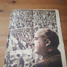Coleccionismo de Revistas y Periódicos: PERIÓDICO ABC. NÚMERO 11.108. 1 DE OCTUBRE DE 1940.. Lote 190827052