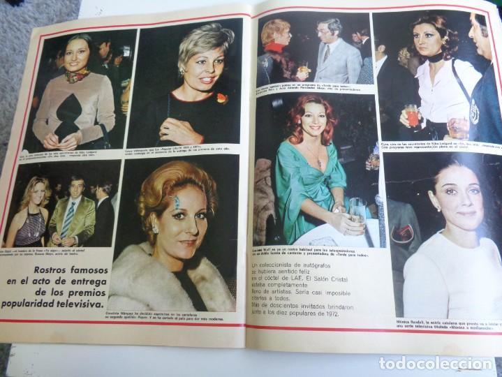 Coleccionismo de Revistas y Periódicos: LA ACTUALIDAD ESPAÑOLA 1973 - POPULARES TV 1972 - UN, DOS, TRES - FELIX RODRIGUEZ DE LA FUENTE ... - Foto 5 - 190895227