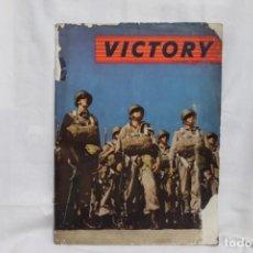 Coleccionismo de Revistas y Periódicos: REVISTAS VICTORY AÑO 1944. Lote 190986783