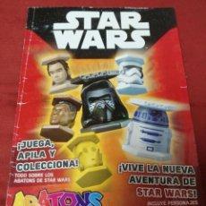 Coleccionismo de Revistas y Periódicos: STAR WARS PANINI REVISTA ESPECIAL ABATONS.. Lote 191095402